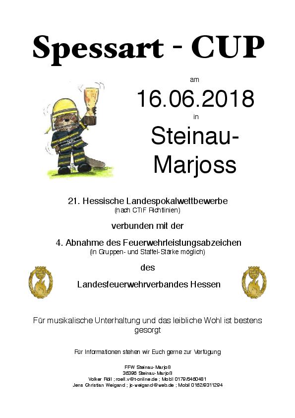Spessart Cup 2018